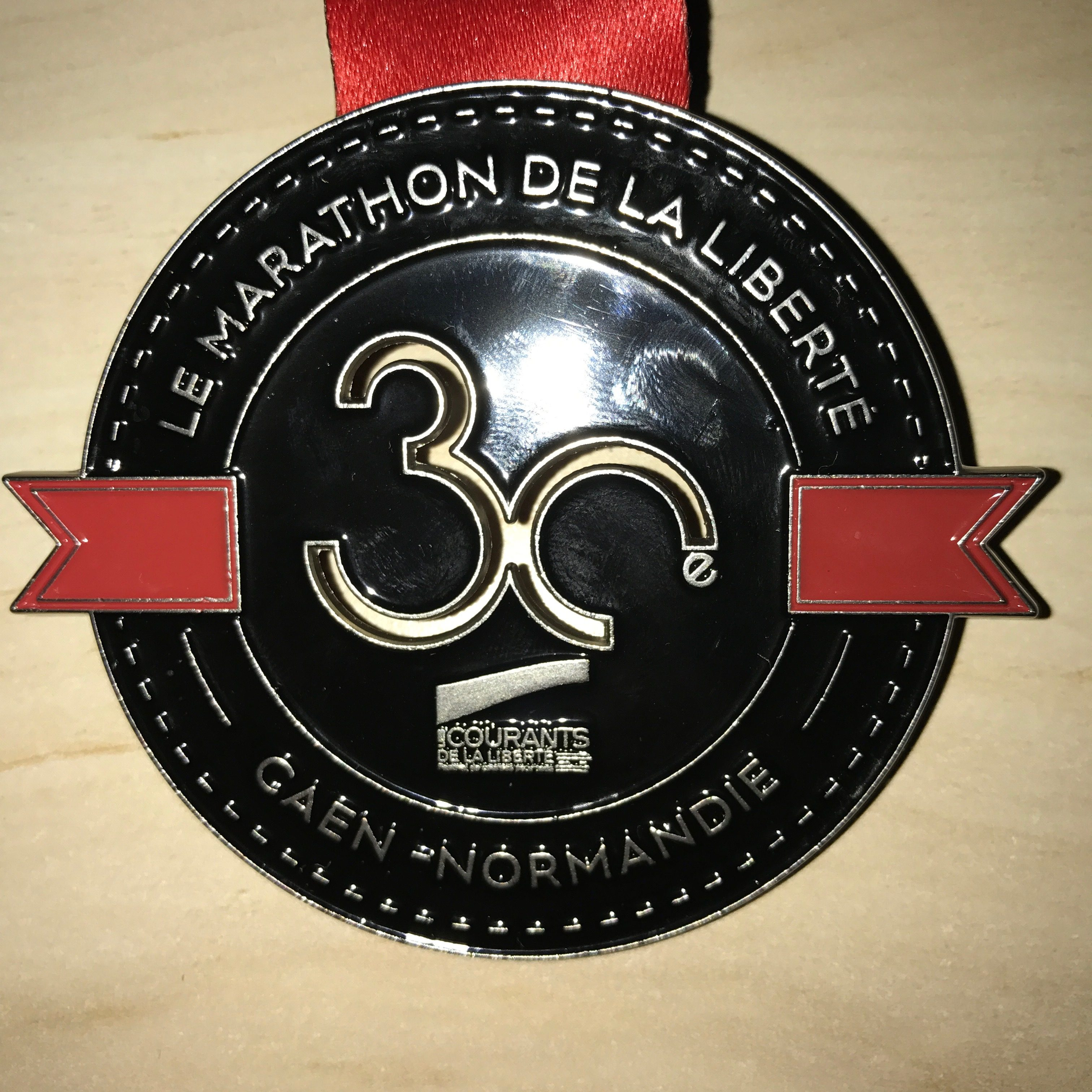 Marathon de Caen – 1000 ème